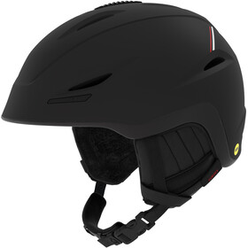 Giro Union MIPS Casco da neve, mat black-red